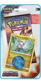 Pokemon SM3 Burning Shadows Checklane Blister: Jangmo-O