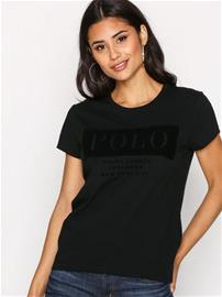 Polo Ralph Lauren Polo Short Sleeve T-Shirt T-Paidat Black
