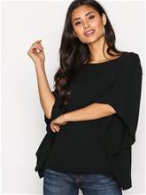 Lauren Ralph Lauren Anielka Shirt Juhlapaidat Black