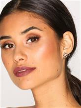 NLY Accessories 3-Pack Circle Stud Earrings Korvakorut Multicolor