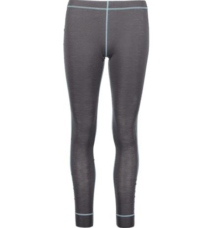 Trekmates SO WOOL PANT II W GREY/AQUA
