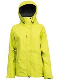 Nitro Monashee 37.5 3.5L Jacket citrone Naiset
