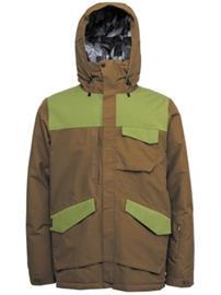 Nitro Yukon Jacket bark / nori Miehet