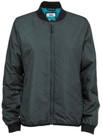 Nitro Reduce Jacket emerald Naiset