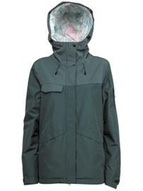 Nitro Chersky 37.5 2.5L Jacket emerald Naiset