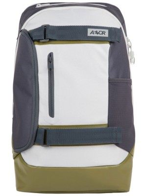 AEVOR Bookpack Skatepack Backpack chilled green Miehet