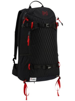 Burton Ak Abs Pack 24L Backpack black cordura Miehet