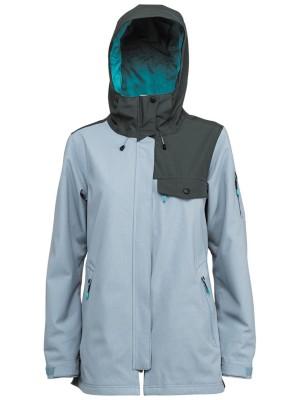 Nitro Shapers Choice Jacket glacier / em Naiset