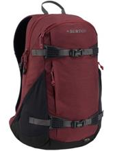 Burton Day Hiker 25L Backpack fired brick heather Miehet
