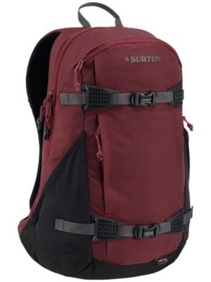 Burton Day Hiker 25L Backpack fired brick heather Miehet