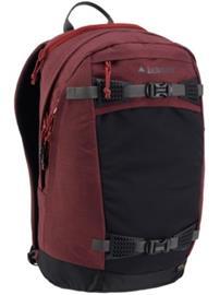 Burton Day Hiker 28L Backpack fired brick heather Miehet