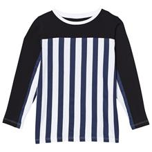Stripe LS Tee Blue/Stripe Black80/86 cm