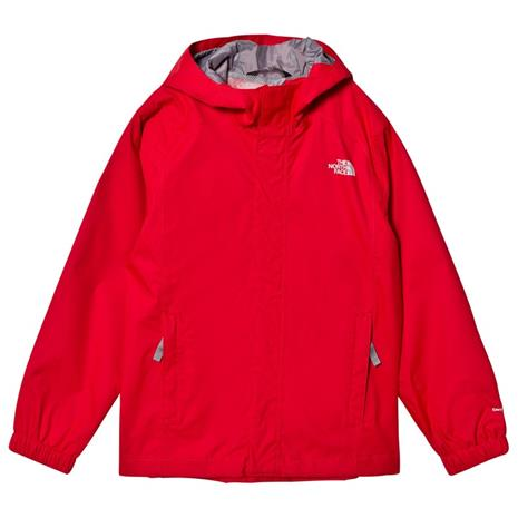 Red Resolve Reflective JacketS (7-8 years)