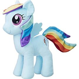Cuddly Plush, 30 cm, Rainbow Dash