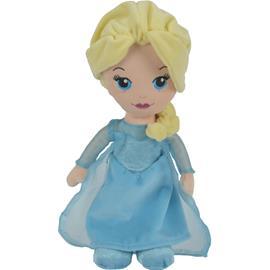 Pehmeä nukke, Elsa, 25 cm