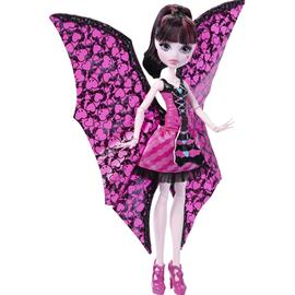 Ghoul-to-Bat Draculaura, Muunneltava nukke