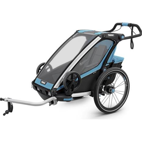 Multivaunu, Chariot Sport, Blue/Black