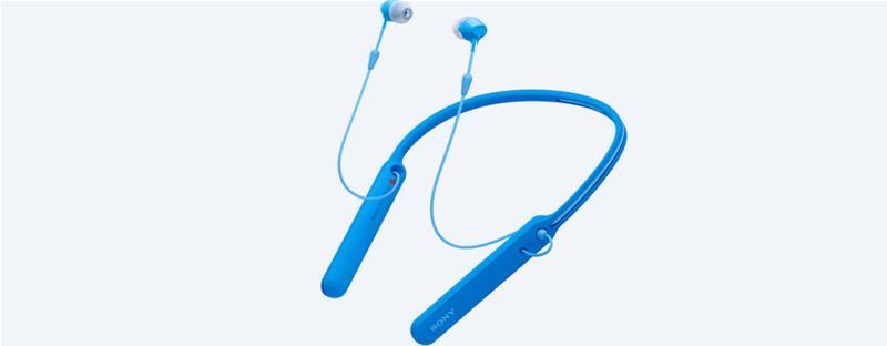 Sony WI-C400, Bluetooth-kuulokkeet mikrofonilla