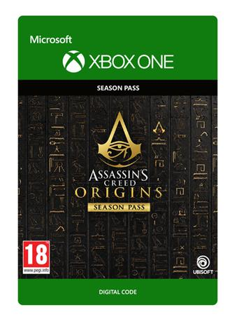 Assassin's Creed Origins - Season pass, Xbox One -peli