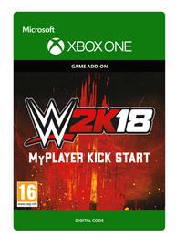 WWE 2K18: MyPlayer KickStart, Xbox One -peli