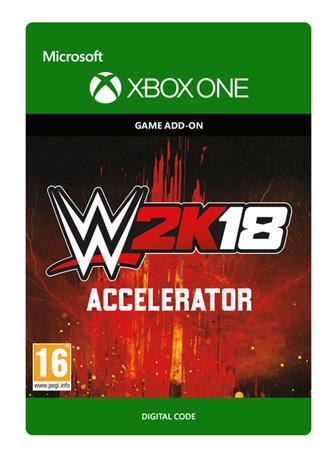 WWE 2K18: Accelerator, Xbox One -peli