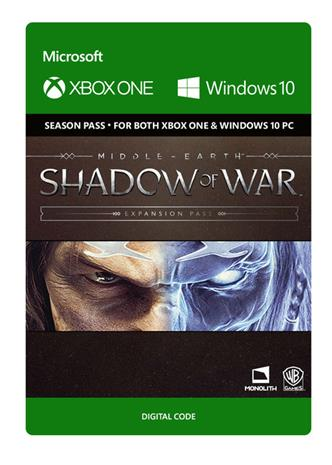 Middle-earth: Shadow of War - Expansion Pass, PC -peli