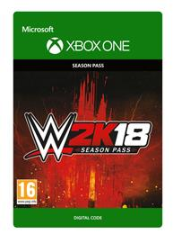 WWE 2K18: Season Pass, Xbox One -peli