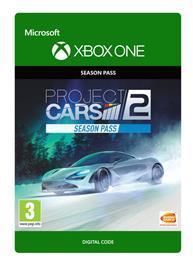 Project Cars 2 - Season Pass, Xbox One -peli