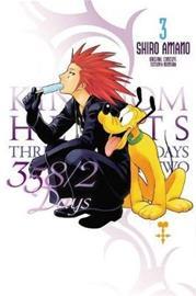 Kingdom Hearts 358/2 Days (Shiro Amano), kirja