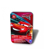 Cars 3 3D minipalapeli