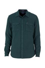 Wrangler 2PKT Flap Shirt -paita