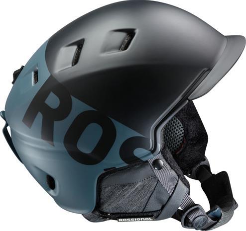 Rossignol Pursuit S laskettelukypärä , harmaa/musta