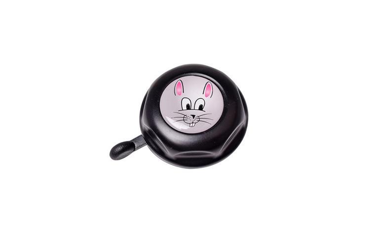 RFR Bunny soittokello , musta
