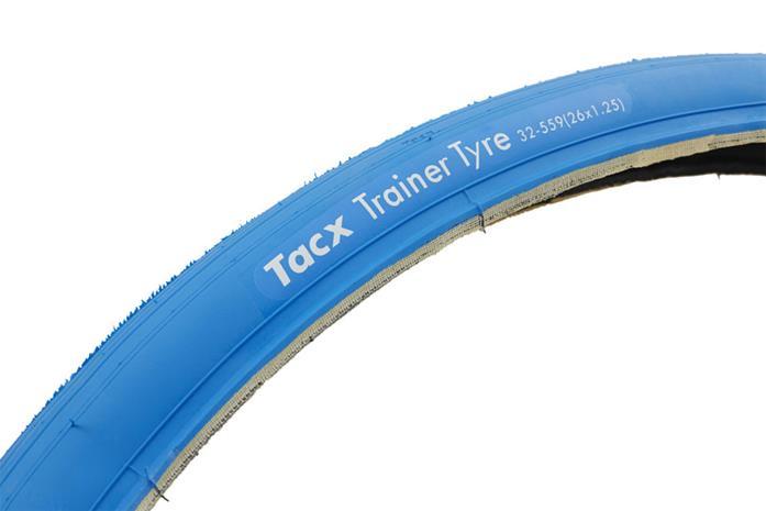 """Tacx harjoitusrenkaat 26""""""""x1.25 , sininen"""