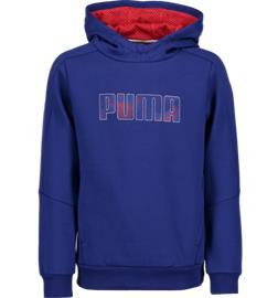 Puma SO HERO HOODY JR BLUE