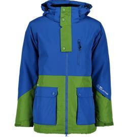 Ski Industries SO SKI JACKET M CLASSIC BLUE
