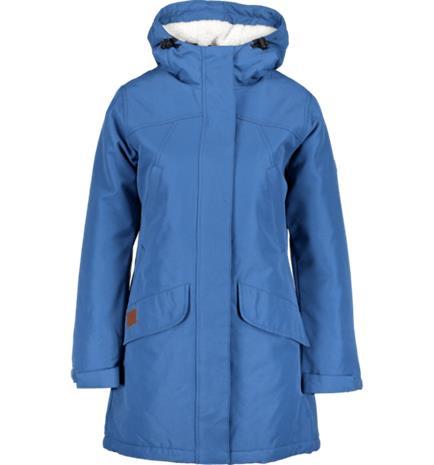 Cross Sportswear SO CITY PARKA W DK BLUE