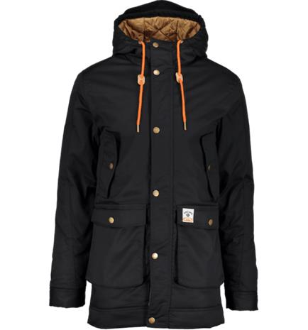 Encore SO WARNER PARKA M BLACK