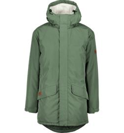 Cross Sportswear SO CITY PARKA M DUCK GREEN
