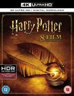 Harry Potter elokuvat 1-8 (4k UHD + Blu-Ray), elokuva