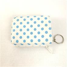 Plånbok - Korthållare - kreditkortshållare - Sedlar - Nyckelring