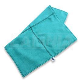 Audacious Concept Polishing Towel, Turquoise