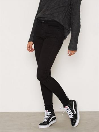 Only Royal Reg Skinny Jeans PIM600 Noos Farkut Musta