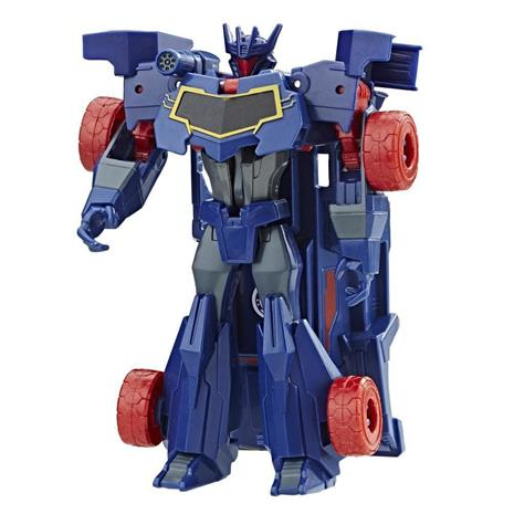 Transformers - Robots in Disguise - 1-Step Changers - Soundwave (C2339)
