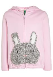 Benetton JACKET HOOD Collegetakki rose