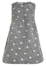 Benetton DRESS BABY Neulemekko grey