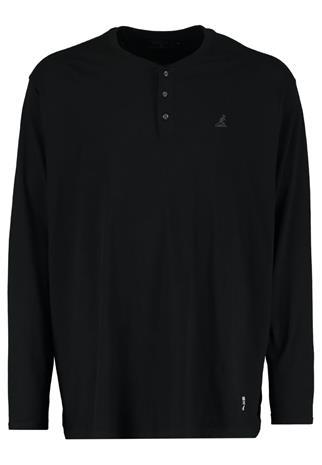 Kangol Pitkähihainen paita black