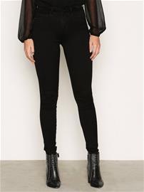 Only onlROYAL High Sk Jeans PIM600 Noos Farkut Musta