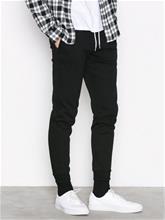 New Look Basic Jogger Housut Black
