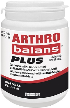 Vitabalans Arthrobalans Plus 120 tabl.